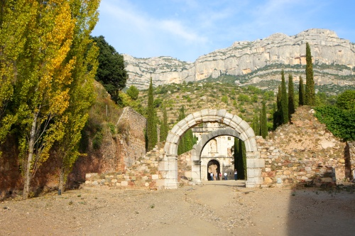Scala Dei (полное название Santa Maria de Scala Dei) - картузианский монастырь, основанный в 1163 году