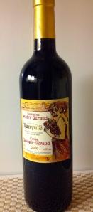 """От """"Cuvee Joseph Geraud"""" 2006 года из Domaine Pietri Geraud я не могла оторваться. 16 евро не показались слишком дорогой ценой за удовольствие :)"""